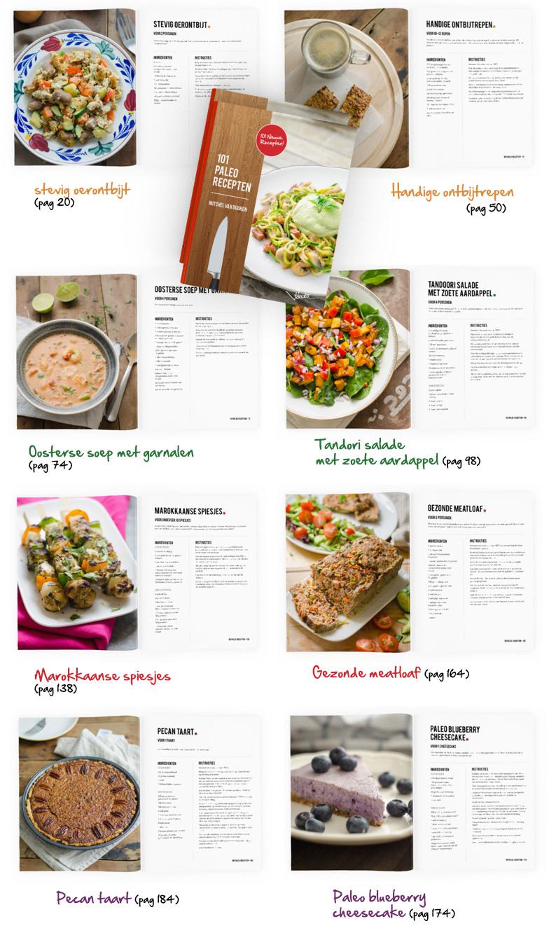 paleo voeding recepten