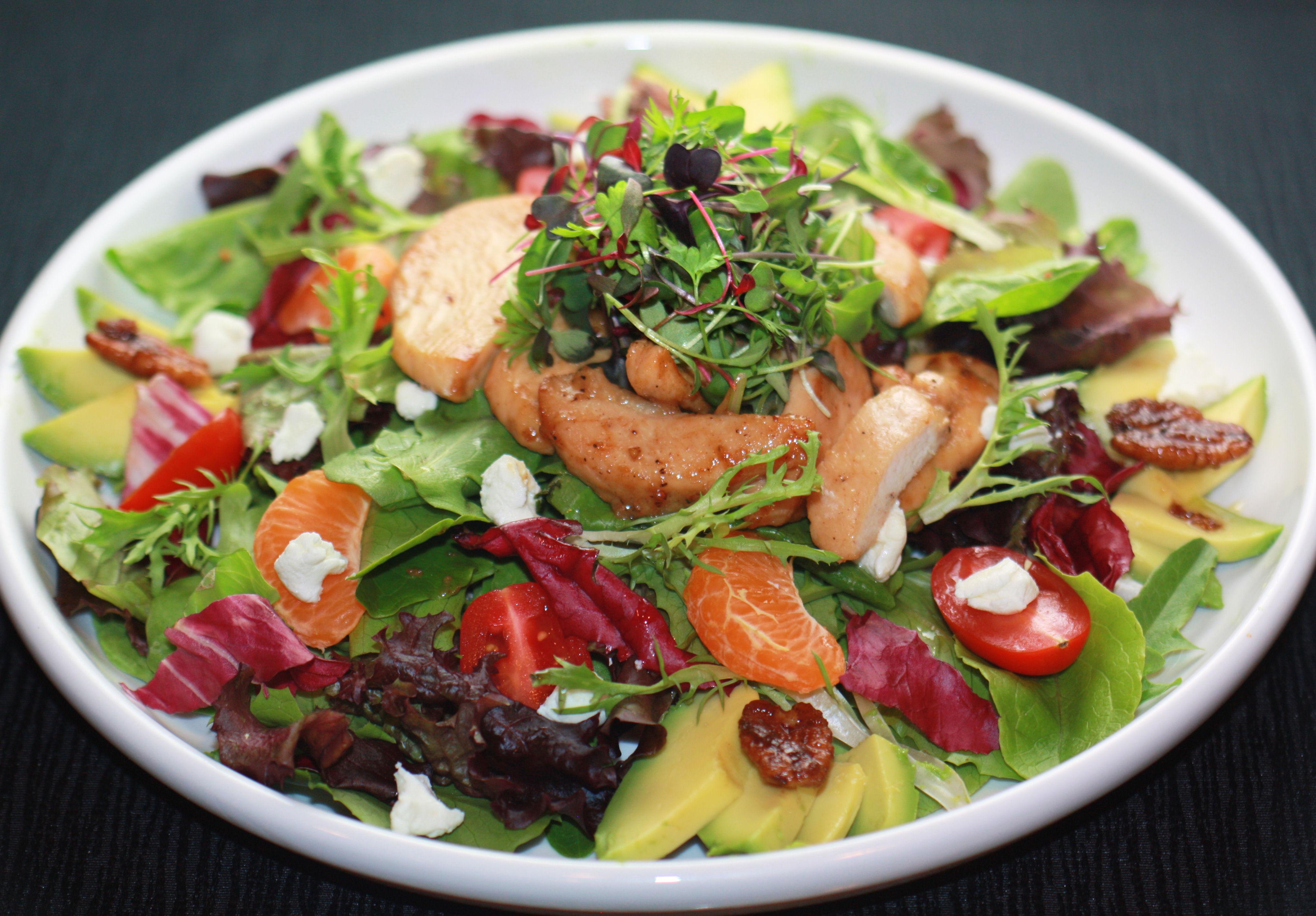 paleo dieet salade